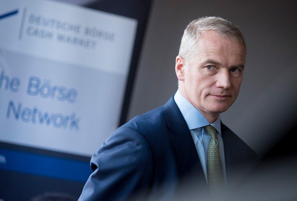 Carsten Kengeter, ehem. CEO der Deutschen Börse.