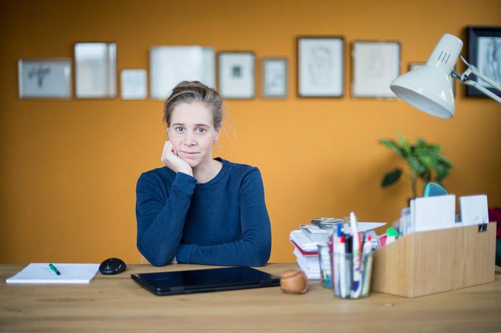 Hannah Helmke, Geschäftsführerin von right. based on science.