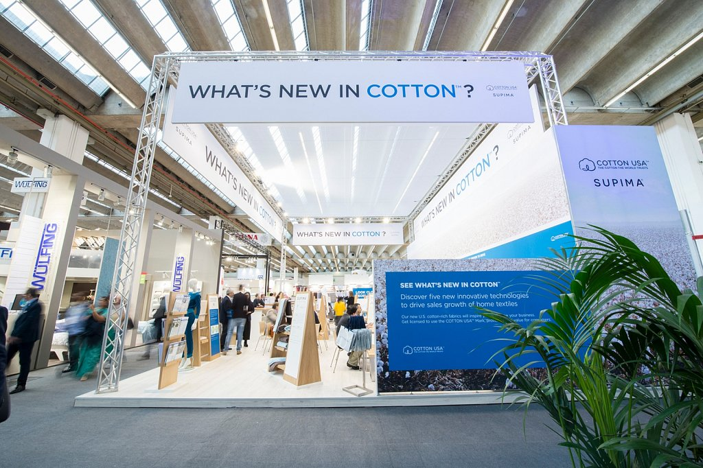 Heimtextil - Cotton USA