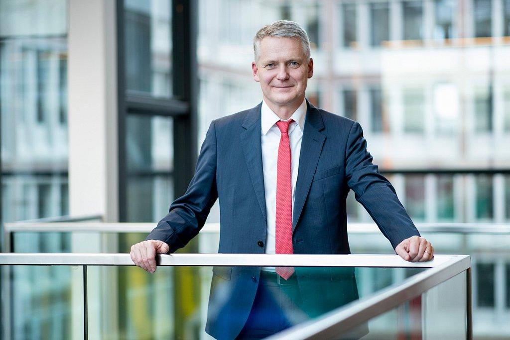 Dr. Uwe Siegmund, Chief Investment Strategist der R+V Versicherung.